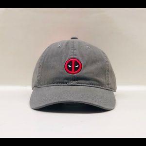 Men's Deadpool Strapback hat
